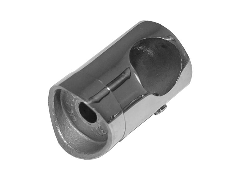 Ригеледержатель для стойки 38,1 отв. 12 мм