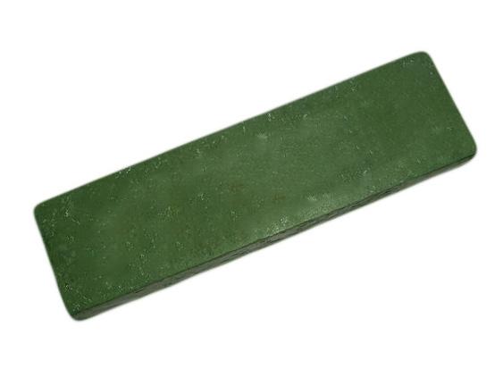 Паста полировочная, зеленая