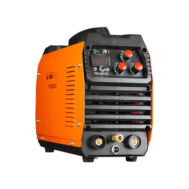 Сварочный инвертор FOXWELD TIG 205 DC для аргонодуговой сварки