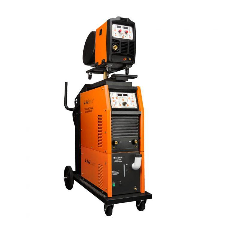 Инверторный сварочный полуавтомат SAGGIO MIG 500-NS DOUBLE PULSE
