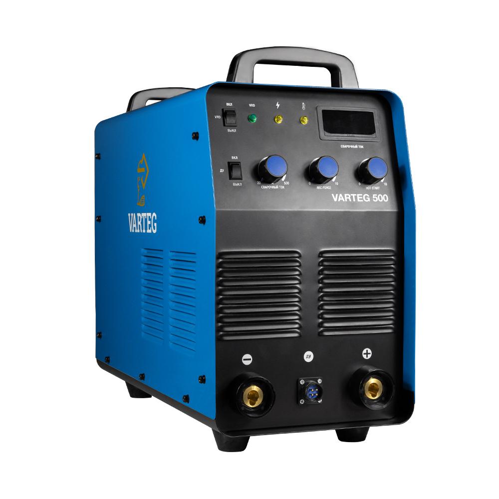 Сварочный аппарат VARTEG 500 для ручной дуговой сварки (MMA)