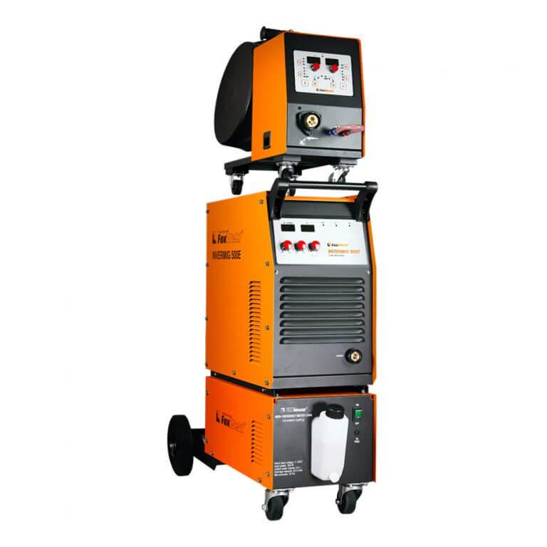 Инверторный сварочный полуавтомат INVERMIG 500 E