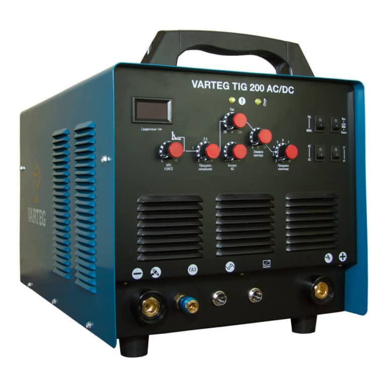 VARTEG TIG 200 AC/DC