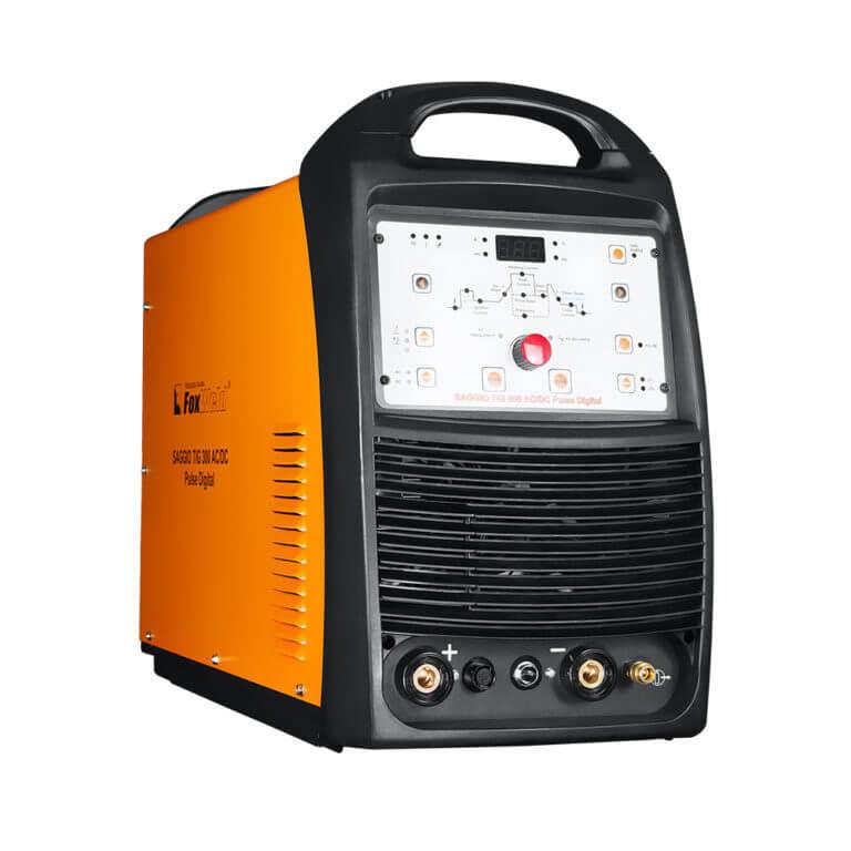 Сварочный инвертор SAGGIO TIG 300 AC/DC PULSE DIGITAL для аргонодуговой сварки