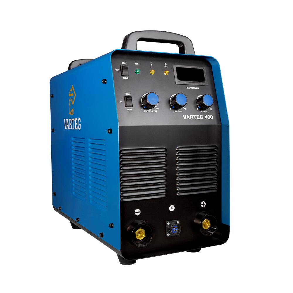 Сварочный аппарат VARTEG 400 для ручной дуговой сварки (MMA)