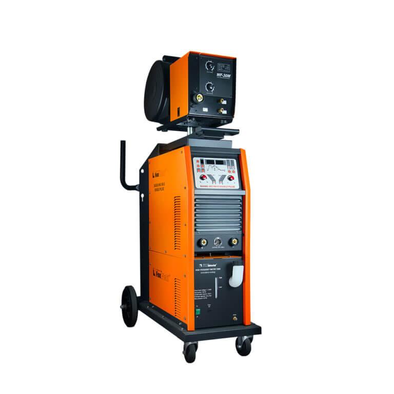 Инверторный сварочный полуавтомат SAGGIO MIG 500-S DOUBLE PULSE