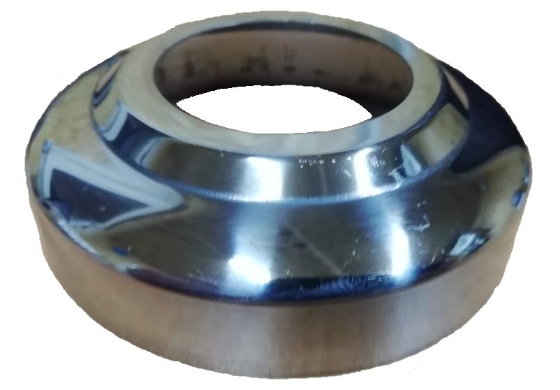 Низ стойки 38,1 диаметр 90 мм фигурный